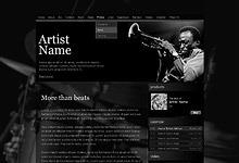Jazz Template
