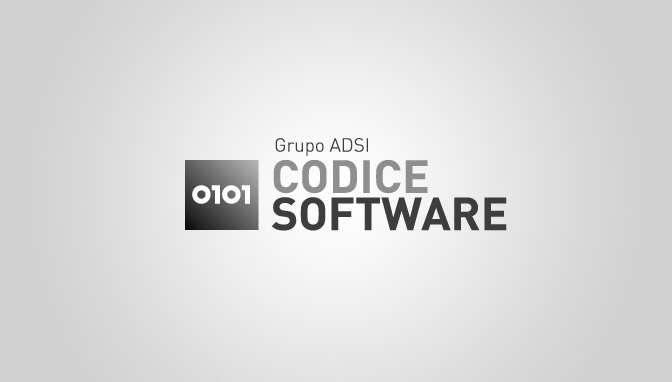 Logo Codice Software