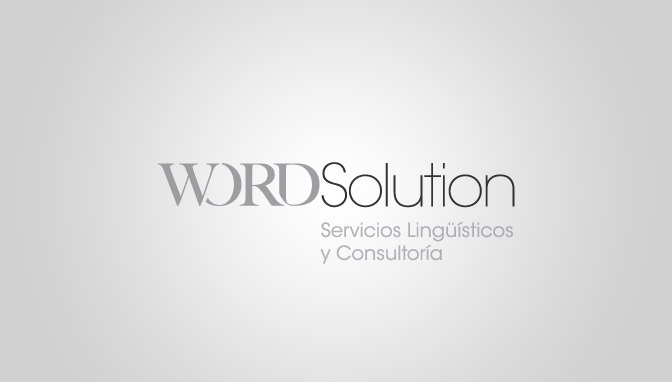 Logo Word Solution