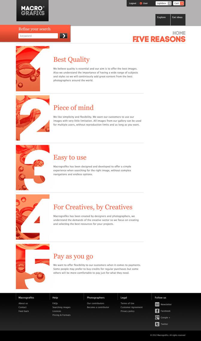 five-reasons